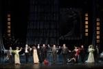Adriana Lecouvreur, sold out e trionfo per la recita finale al Massimo di Palermo: le foto