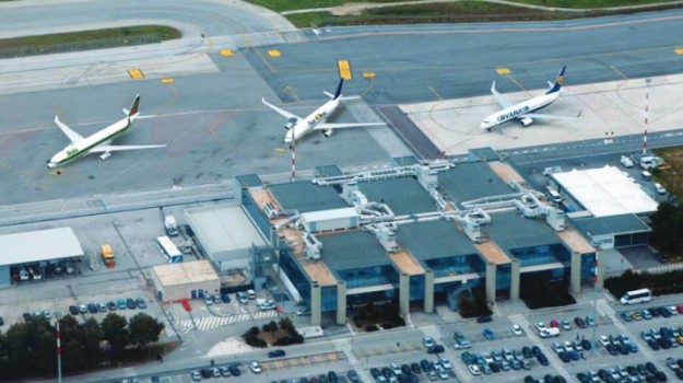 aeroporto trapani, Trapani, Economia