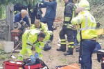 Gambe incastrate nella motozappa, ferito un agricoltore a Carlentini