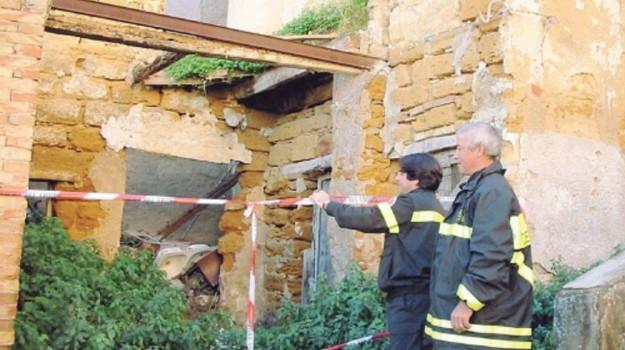 case pericolanti agrigento, Agrigento, Cronaca