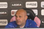 """Il Palermo cerca riscatto a Carpi, Tedino: """"Cambierò la formazione"""""""