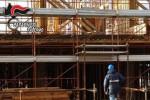 Lavoro nero, controlli in aziende e cantieri a Palermo: irregolari 7 su 7