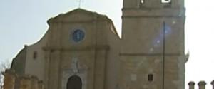 Cattedrale di Agrigento, sopralluogo dei carabinieri