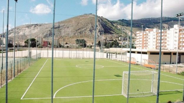 campo sorrentino, cinque torri trapani, trapani calcio, Trapani, Sport