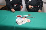 Nascondeva droga e contanti in casa, arrestato un quarantenne a Carini