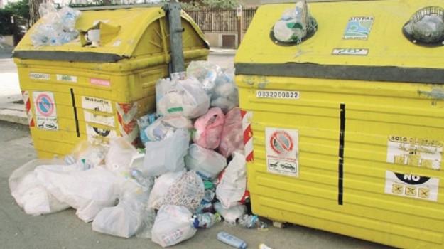 raccolta dei rifiuti messina, Messina, Cronaca