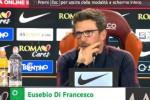 """Roma ko contro l'Atlético Madrid, Di Francesco: """"Non sentiamoci troppo bravi"""""""