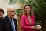 La visita della principessa Sibilla di Lussemburgo e dei rappresentanti del Guggenheim a Motta D'affermo - Foto