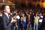 """Di Maio a Milazzo: """"Il Rosatellum è un piano diabolico dei partiti"""" - Video"""