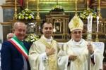Il sindaco, il parroco e il vescovo (foto da comune.marsala.tp.it)