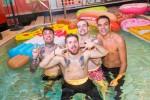 Compleanno esagerato per Fedez: le foto della festa nella suite con piscina
