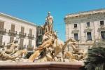 Nuova luce sulla Fontana di Diana ad Ortigia