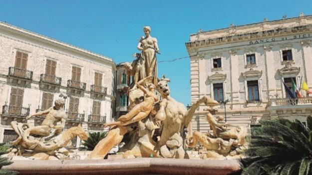 fontana diana siracusa, Siracusa, Cultura