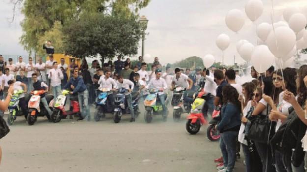 funerali, incidente in moto, Trapani, Cronaca