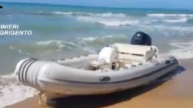 Fermato scafista ad Agrigento: incastrato dai selfie scattati in gommone