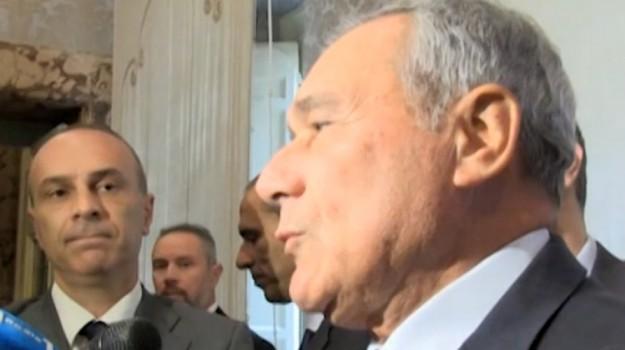 Grasso lascia il Pd, l'intervista al presidente del Senato