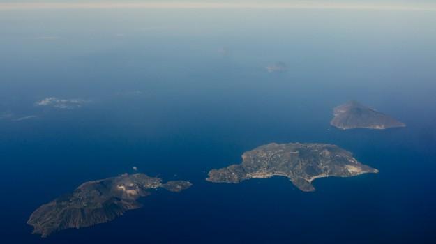 Ingv, Isole Eolie, Messina, Cronaca