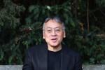 """Nobel per la letteratura a Kazuo Ishiguro: """"Romanzi di grande forza emotiva"""""""