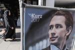 L'Austria al voto: favorito Kurz, il giovane che ha puntato sulla campagna anti-migranti