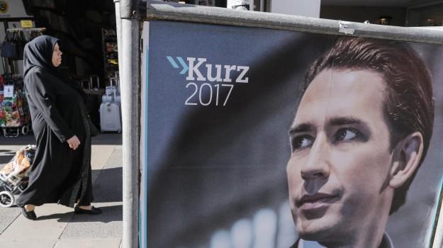 elezioni austria, politica anti-migranti, Sebastian Kurz, Sicilia, Mondo