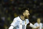 Messi salva l'Argentina: ecco la fantastica tripletta - Video