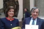 """Ideatrice del """"Sole Luna Doc Film Festival"""", cittadinanza onoraria a Lucia Gotti Venturato"""