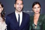 Che ci fa Marco Borriello con Irina Shayk? I due insieme sul red carpet a Verona