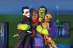 """""""Il mio Dracula gentiluomo"""", Max Gazzè e Carmen Consoli prestano la voce alla Monster Family"""