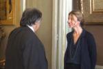 """Il ministro Madia a Palermo: """"Gli 80 euro di Renzi saranno confermati"""""""
