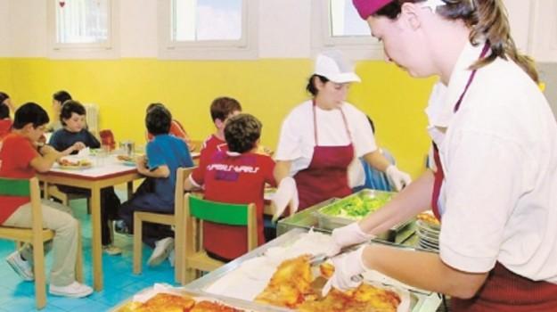 mense scolastiche, san cataldo, Caltanissetta, Cronaca