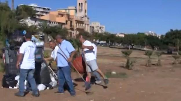 Lavoratori part time, protesta per chiedere orario pieno