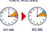 Indietro di 60 minuti, torna l'ora solare: quando e come spostare le lancette