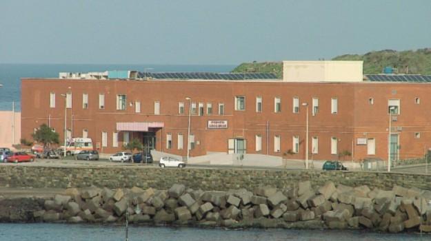 Ospedale di Pantelleria, Trapani, Cronaca