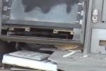 Postamat esploso a Palermo, le immagini da corso dei Mille - Video