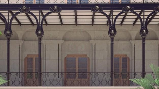 favignana, palazzo florio favignana, Trapani, Cronaca