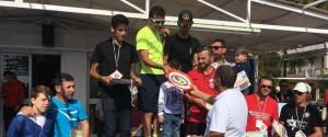 Atleti dell'Asd Fiamma si aggiudicano la crono-squadre a Triscina