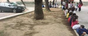 Continua lo sciame sismico a Castelvetrano e gli alunni fanno prove di evacuazione