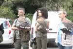 Rapaci per allontanare i piccioni: all'ospedale Villa Sofia di Palermo parte il Bird Control