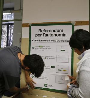 Referendum, Lombardia e Veneto al voto per l'autonomia: si vota fino alle 23