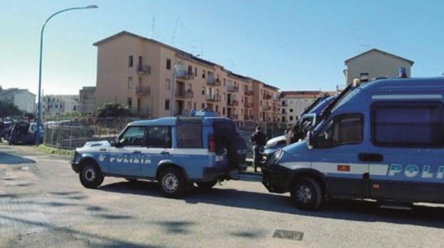 Alloggi a Ribera, blitz polizia, Agrigento, Cronaca
