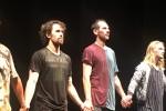 Spettacolo di danza sul palco, tripudio alla premiére del teatro Libero