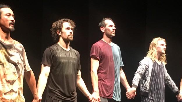 palco spettacolo danza, teatro libero palermo, Palermo, Cultura