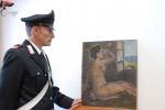 Falsari d'arte, scoperta banda attiva fra Marsala e l'Emilia Romagna - Le foto delle opere