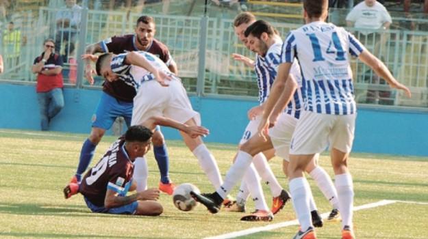 siracusa calcio, emanuele catania, Siracusa, Sport