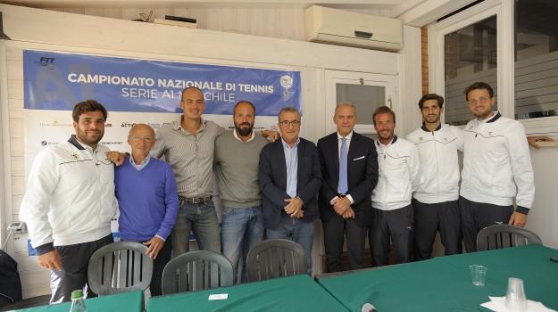 serie a1, Tc2 Palermo, Tennis, Sicilia, Sport