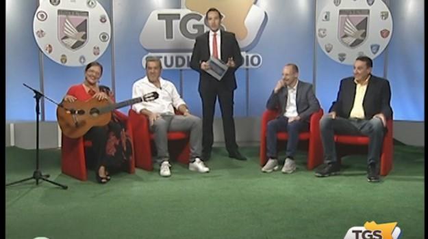 Il Palermo vince contro il Parma, le reazioni a Tgs Studio Stadio