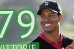 Golf, Tiger Woods annuncia il suo ritorno: i numeri di una carriera