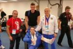 La rottura del tendine di Achille ferma Vanessa Ferrari ai mondiali di Montreal