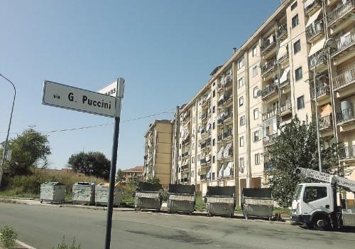 case via puccini caltanissetta, Caltanissetta, Cronaca