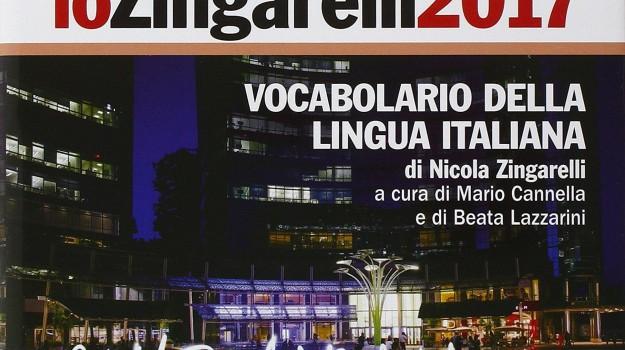 100 anni dizionario, zingarelli dizionario, Sicilia, Società